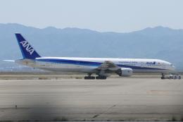 きんめいさんが、関西国際空港で撮影した全日空 777-381の航空フォト(飛行機 写真・画像)