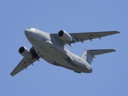 違いがわかる男さんが、防府北基地で撮影した航空自衛隊 C-2の航空フォト(飛行機 写真・画像)