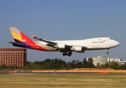 航空フォト:HL7616 アシアナ航空 747-400