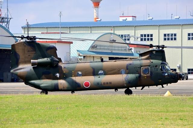 明野駐屯地 - Camp Akeno [RJOE]で撮影された明野駐屯地 - Camp Akeno [RJOE]の航空機写真(フォト・画像)