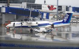 CL&CLさんが、中部国際空港で撮影したANAウイングス DHC-8-402Q Dash 8の航空フォト(飛行機 写真・画像)