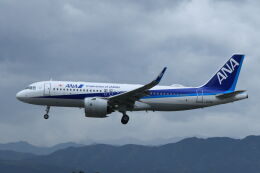 kengo.k@RJFTさんが、熊本空港で撮影した全日空 A320-271Nの航空フォト(飛行機 写真・画像)