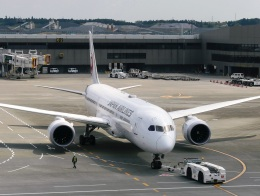 DVDさんが、成田国際空港で撮影した日本航空 787-9の航空フォト(飛行機 写真・画像)