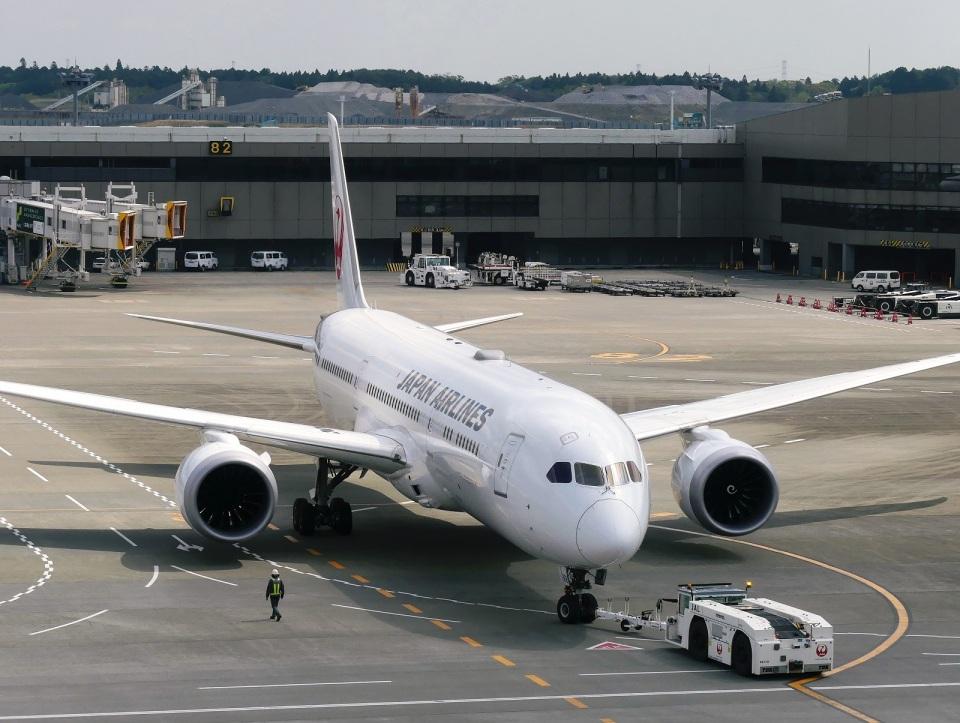 DVDさんの日本航空 Boeing 787-9 (JA869J) 航空フォト