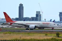 アルビレオさんが、成田国際空港で撮影したエア・インディア 787-8 Dreamlinerの航空フォト(飛行機 写真・画像)