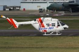 Wings Flapさんが、名古屋飛行場で撮影したセントラルヘリコプターサービス BK117C-1の航空フォト(飛行機 写真・画像)