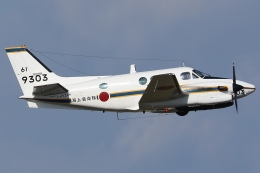 Wings Flapさんが、名古屋飛行場で撮影した海上自衛隊 LC-90 King Air (C90)の航空フォト(飛行機 写真・画像)