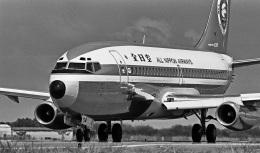 Y.Todaさんが、仙台空港で撮影した全日空 737-281/Advの航空フォト(飛行機 写真・画像)
