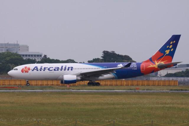 Mr.boneさんが、成田国際空港で撮影したエアカラン A330-202の航空フォト(飛行機 写真・画像)