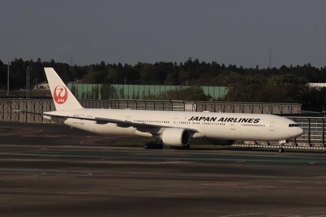 KOKI_ANA-Brussels767さんが、成田国際空港で撮影した日本航空 777-346/ERの航空フォト(飛行機 写真・画像)