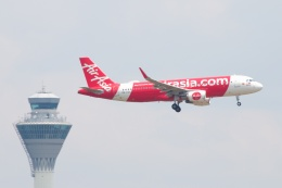 S.Hayashiさんが、クアラルンプール国際空港で撮影したエアアジア A320-216の航空フォト(飛行機 写真・画像)