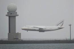 JUTENさんが、中部国際空港で撮影したアントノフ・エアラインズ An-124 Ruslanの航空フォト(飛行機 写真・画像)