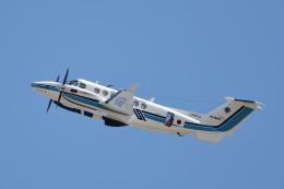 れぐぽよさんが、小松空港で撮影した海上保安庁 B300の航空フォト(飛行機 写真・画像)