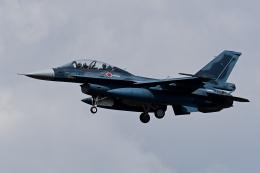 sepia2016さんが、茨城空港で撮影した航空自衛隊 F-2Bの航空フォト(飛行機 写真・画像)