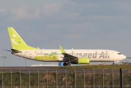 imosaさんが、羽田空港で撮影したソラシド エア 737-86Nの航空フォト(飛行機 写真・画像)