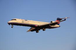 けいとパパさんが、伊丹空港で撮影したアイベックスエアラインズ CL-600-2C10 Regional Jet CRJ-702の航空フォト(飛行機 写真・画像)