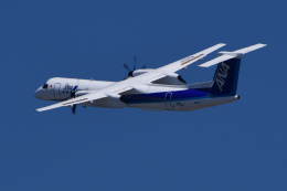 TOPAZ102さんが、伊丹空港で撮影したANAウイングス DHC-8-402Q Dash 8の航空フォト(飛行機 写真・画像)