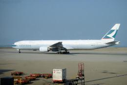 yabyanさんが、香港国際空港で撮影したキャセイパシフィック航空 777-367の航空フォト(飛行機 写真・画像)