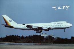 tassさんが、成田国際空港で撮影したエア・パシフィック 747-238Bの航空フォト(飛行機 写真・画像)