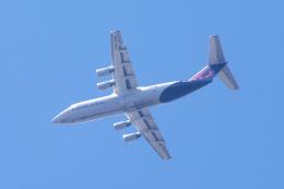 yabyanさんが、ブリュッセル国際空港で撮影したブリュッセル航空 Avro 146-RJ100の航空フォト(飛行機 写真・画像)
