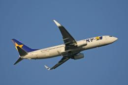 tsubameさんが、福岡空港で撮影したスカイマーク 737-8ALの航空フォト(飛行機 写真・画像)