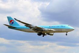 szkkjさんが、成田国際空港で撮影した大韓航空 747-4B5F/ER/SCDの航空フォト(飛行機 写真・画像)