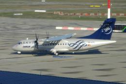 yabyanさんが、ヘルシンキ空港で撮影したタロム航空 ATR 42-500の航空フォト(飛行機 写真・画像)