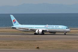 わんだーさんが、中部国際空港で撮影した大韓航空 787-9の航空フォト(飛行機 写真・画像)