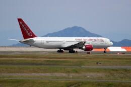 OMAさんが、岩国空港で撮影したオムニエアインターナショナル 767-36N/ERの航空フォト(飛行機 写真・画像)
