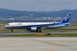 Deepさんが、関西国際空港で撮影した全日空 A321-211の航空フォト(飛行機 写真・画像)