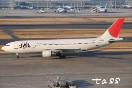 tassさんが、羽田空港で撮影した日本航空 A300B4-622Rの航空フォト(飛行機 写真・画像)