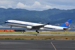 Deepさんが、関西国際空港で撮影した中国南方航空 A330-323Xの航空フォト(飛行機 写真・画像)