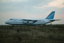 tsubameさんが、北九州空港で撮影したアントノフ・エアラインズ An-124-100 Ruslanの航空フォト(飛行機 写真・画像)