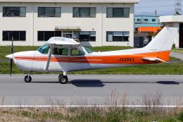 A.Tさんが、八尾空港で撮影した日本個人所有 172P Skyhawk IIの航空フォト(飛行機 写真・画像)