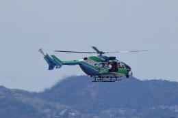 pringlesさんが、神戸空港で撮影した兵庫県消防防災航空隊 BK117C-2の航空フォト(飛行機 写真・画像)