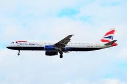 ちっとろむさんが、ロンドン・ヒースロー空港で撮影したブリティッシュ・エアウェイズ A321-231の航空フォト(飛行機 写真・画像)