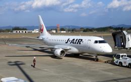 CL&CLさんが、鹿児島空港で撮影したジェイエア ERJ-170-100 (ERJ-170STD)の航空フォト(飛行機 写真・画像)