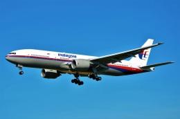 amagoさんが、成田国際空港で撮影したマレーシア航空 777-2H6/ERの航空フォト(飛行機 写真・画像)