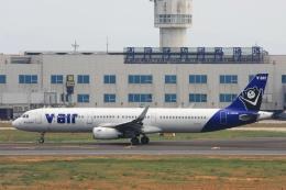 S.Hayashiさんが、台湾桃園国際空港で撮影したV エア A321-231の航空フォト(飛行機 写真・画像)