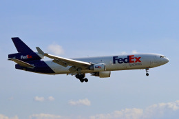 szkkjさんが、成田国際空港で撮影したフェデックス・エクスプレス MD-11Fの航空フォト(飛行機 写真・画像)