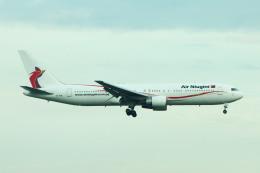 S.Hayashiさんが、シンガポール・チャンギ国際空港で撮影したニューギニア航空 767-383/ERの航空フォト(飛行機 写真・画像)