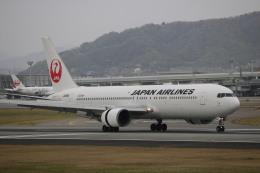 なかすぃ~さんが、伊丹空港で撮影した日本航空 767-346の航空フォト(飛行機 写真・画像)