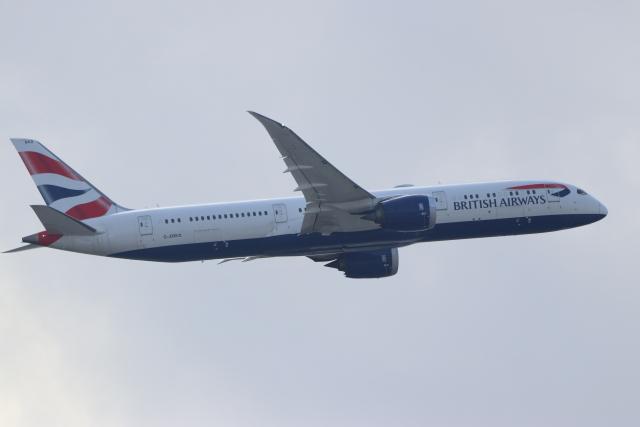 imosaさんが、羽田空港で撮影したブリティッシュ・エアウェイズ 787-9の航空フォト(飛行機 写真・画像)