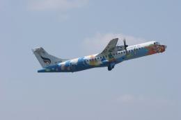 磐城さんが、スワンナプーム国際空港で撮影したバンコクエアウェイズ ATR-72-500 (ATR-72-212A)の航空フォト(飛行機 写真・画像)