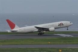 kumagorouさんが、羽田空港で撮影した日本航空 777-289の航空フォト(飛行機 写真・画像)