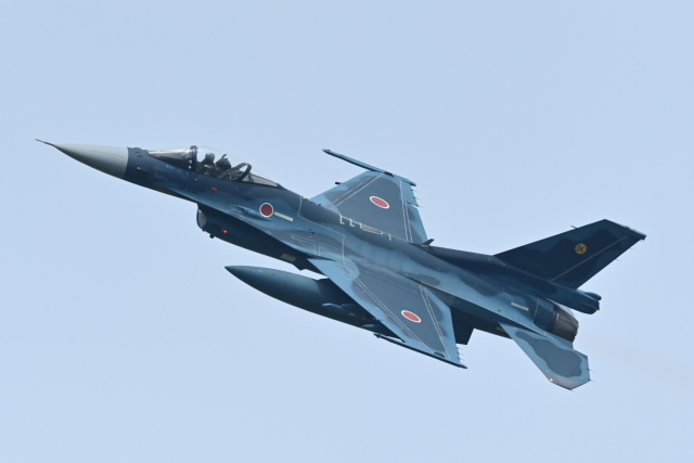 パラノイアさんが、築城基地で撮影した航空自衛隊 F-2Aの航空フォト(飛行機 写真・画像)