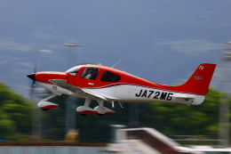 Zakiyamaさんが、熊本空港で撮影した航空大学校 SR22の航空フォト(飛行機 写真・画像)