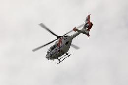 TAKAHIDEさんが、新潟空港で撮影した中日本航空 EC135P1の航空フォト(飛行機 写真・画像)