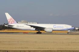 sky-spotterさんが、成田国際空港で撮影したチャイナエアライン 777-Fの航空フォト(飛行機 写真・画像)