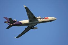 tsubameさんが、福岡空港で撮影したフェデックス・エクスプレス MD-11Fの航空フォト(飛行機 写真・画像)